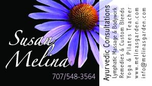Melina's GardenBizzCardflt